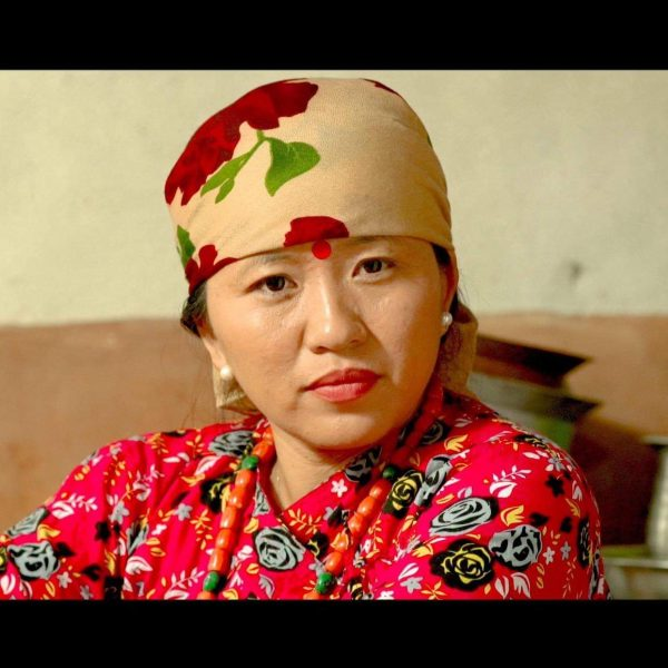 Yenserj gurung the female actor who is exploring gurung culture