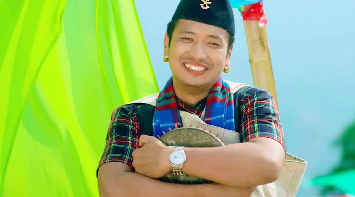 Anand Gurung : The Best Lok Dohori Model