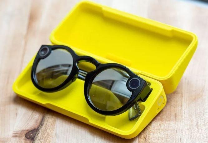 चश्मामै भिडियो क्यामरा