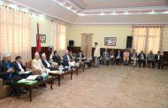 यी हुन् नेकपा स्थायी कमिटीको प्रथम बैठकका निर्णयहरु