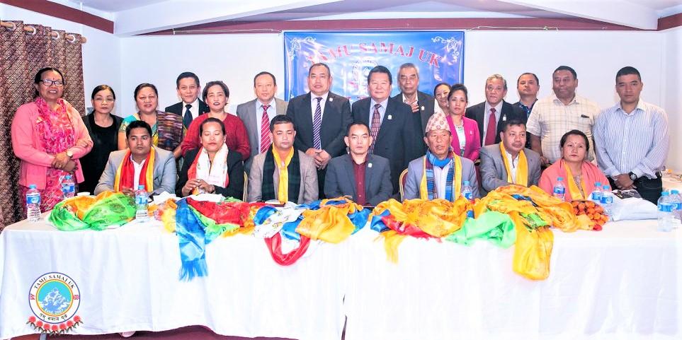 नेपाली जनप्रतिनिधहरुको स्वागत तथा सम्मान