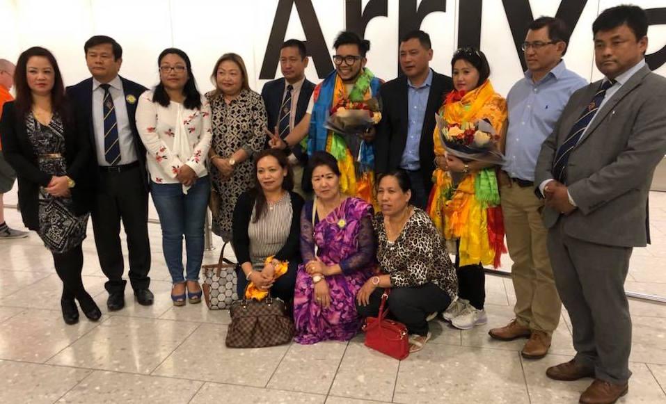 बेलायतमा नेपाली ओपन कन्सर्ट सम्पन्न