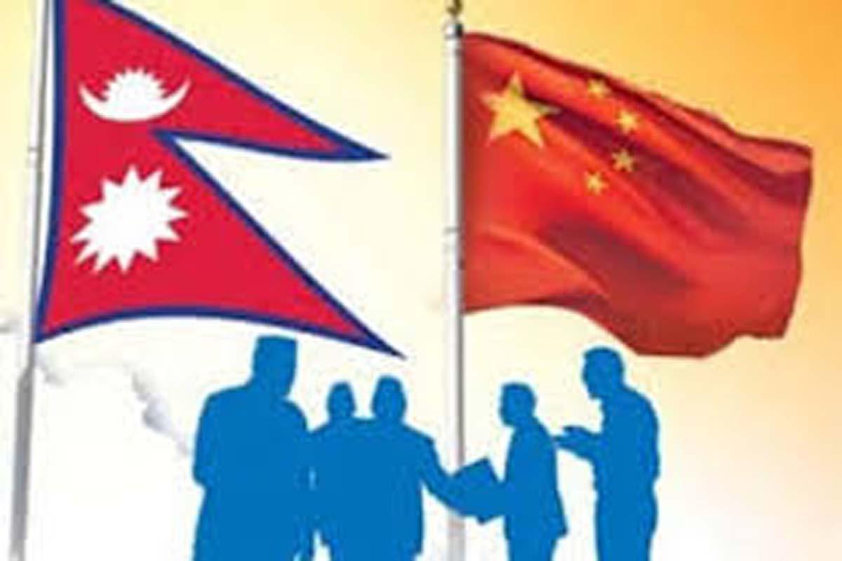 चीनसँग आठ परियोजना अगाडि बढाउन समझदारीपत्रमा हस्ताक्षर