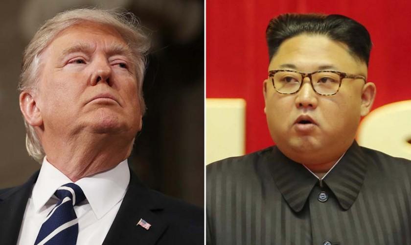 अमेरिकी राष्ट्रपति ट्रम्प र उत्तर कोरियाली नेता किमबीच ४ बुँदे सहमति, कोरियाली प्रायद्वीपलाई निशस्त्रीकरण गर्ने