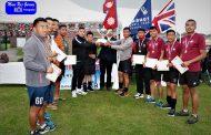 अल्डरसटमा भलिबल प्रतियोगिता सम्पन्न, पुरुष तर्फ वान आरजिआर, महिलातर्फ अल्डरसट विजयी