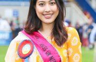 ब्रिटिस हर्ट फाउन्डेसनका लागि 'स्काई डाइभ' गर्दैछु : 'मिस युके नेपाल  सिर्जना गुरुङ