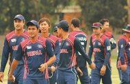 नेपाली क्रिकेट टोली घोषित