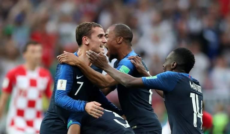 विश्वकप फुटबलको उपाधि फ्रान्सले उचाल्यो