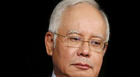 मलेसियाका पूर्वप्रधानमन्त्री नजिब पक्राउ