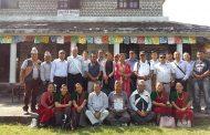 ४० गाउँमा तमु भाषा लेखन तालिम सम्पन्न