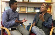 नेपाली विश्वभाषा बन्दैछ :प्राडा. गोविन्दराज भट्टराई