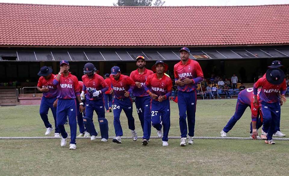नेपाल १ सय ४० रनले विजयी