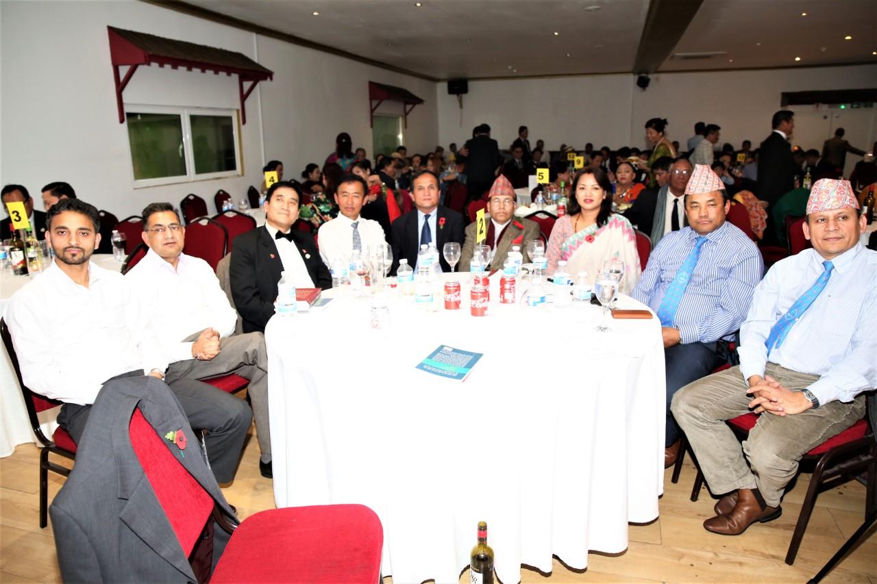 अन्तर्राष्ट्रिय नेपाली समाज युकेद्वारा च्यारिटी आयोजना