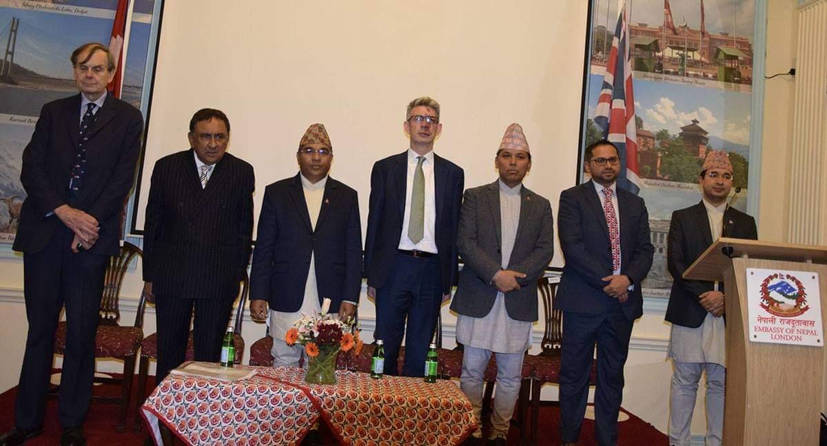 लन्डनमा नेपाल विकास सम्मेलन, लगानी गर्न उपयुक्त समय  आएको विज्ञहरुको धारणा