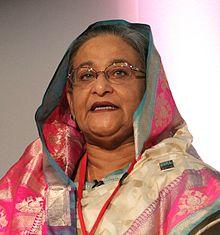 बंगलादेशको नयाँ प्रधानमन्त्रीमा शेख हसिना