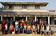 तमुधिं युकेलाई तमुधिं नेपालमा स्वागत, नयाँ नेतृत्वलाई बधाई तथा शुभकामना